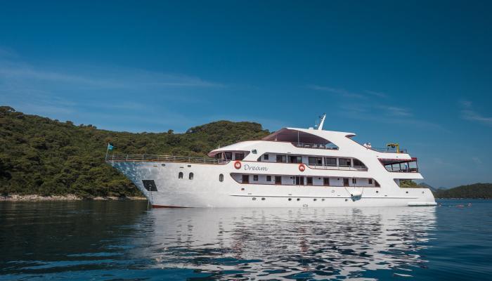 Premium Superior cruiser MV Dream