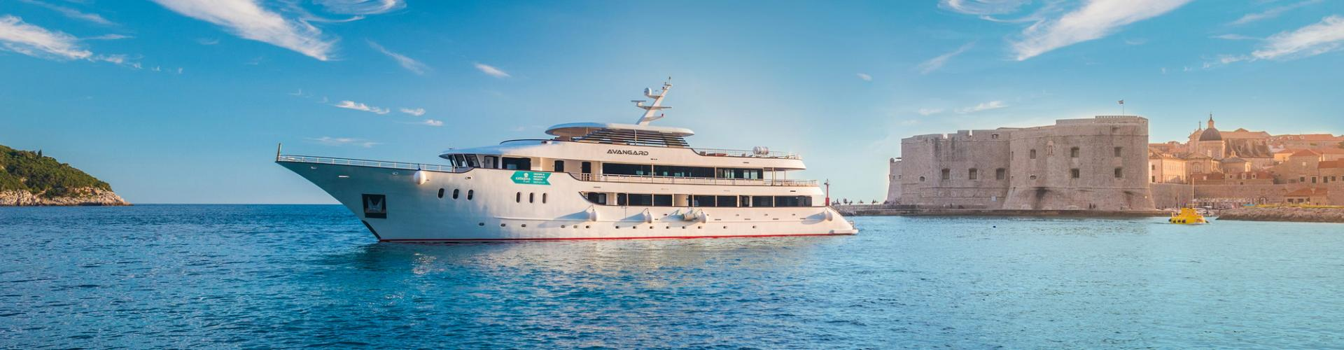 2017. Deluxe Superior cruiser MV Avangard