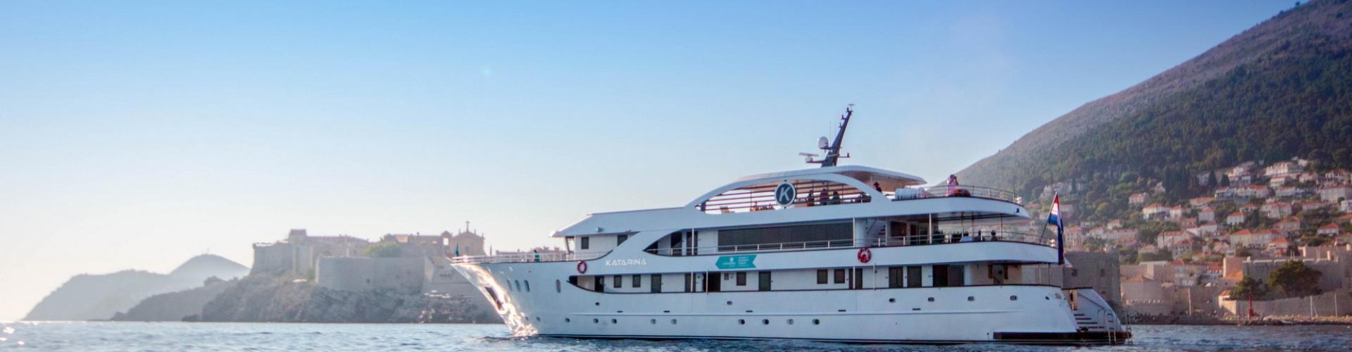 2019. Deluxe cruiser MV Katarina