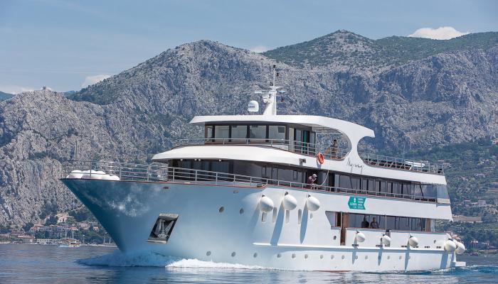 Deluxe cruiser MV My Way