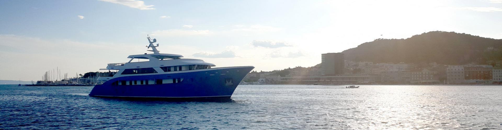 2018. Deluxe cruiser MV San Antonio
