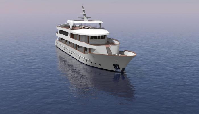 Deluxe Superior cruiser MV Adriatic Sky