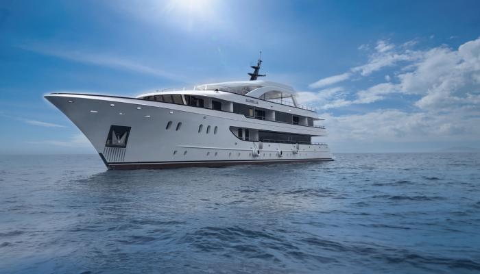 Deluxe Superior cruiser MV Aurelia
