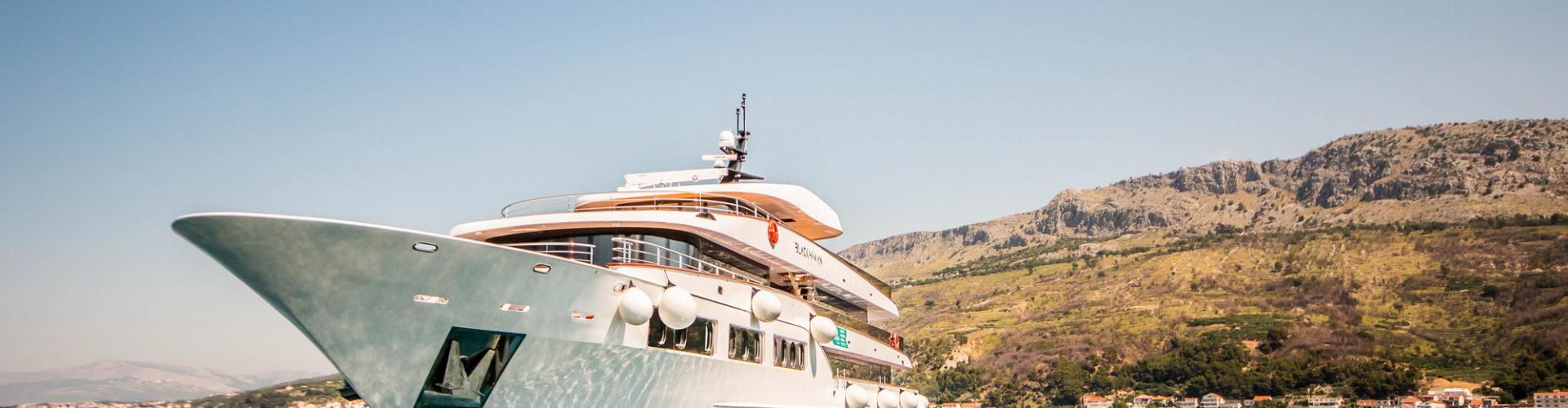 2018. Deluxe Superior cruiser MV Black Swan