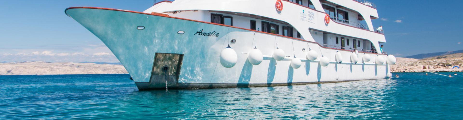 Premium Superior cruiser MV Amalia- motor yacht