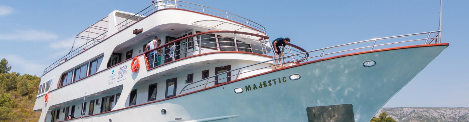 Premium Superior cruiser MV Majestic- motor yacht