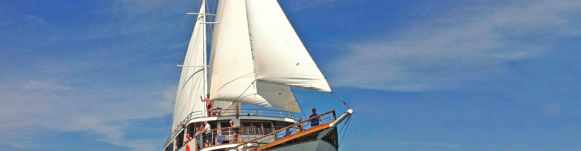 motor sailer Premium cruiser MV Antonela