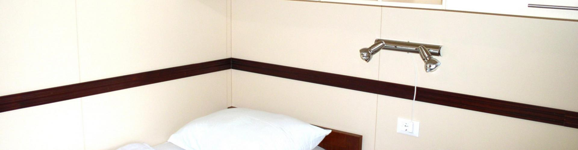 Cabin (upper deck)