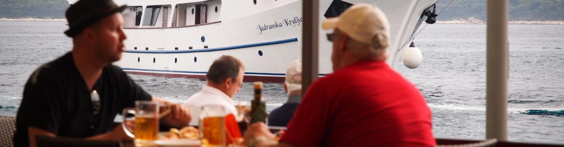 motor sailer Premium cruiser MV Adriatic Queen