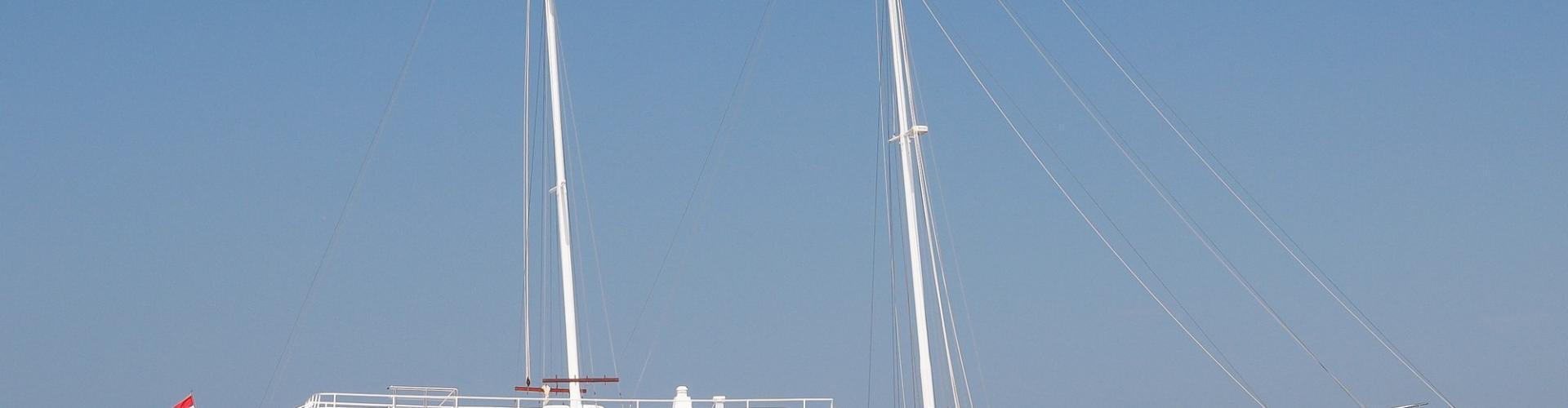 Premium cruiser MV Adriatic Queen- motor sailer
