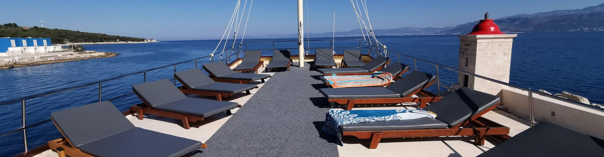 motor sailer Premium cruiser MV Leonardo