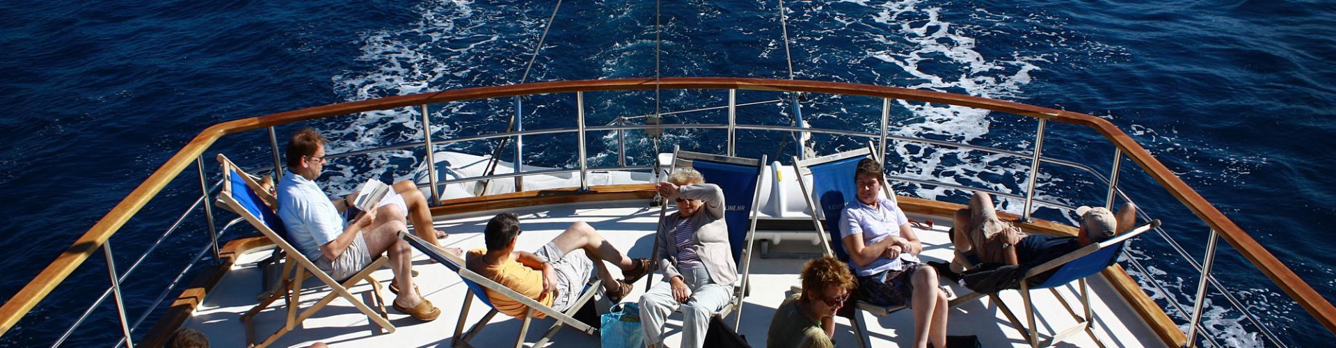 motor sailer Premium cruiser MV Meridijan