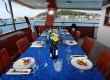 LUNA  rental motor sailer Croatia Split
