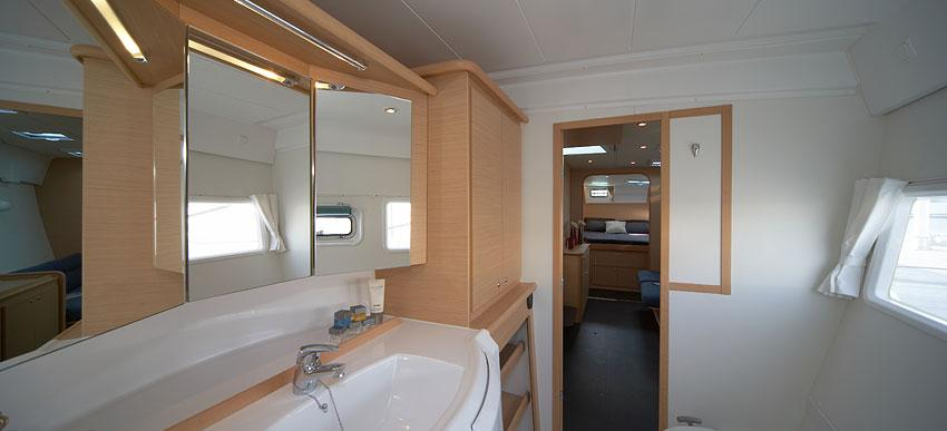 catamaran Lagoon 420 '08
