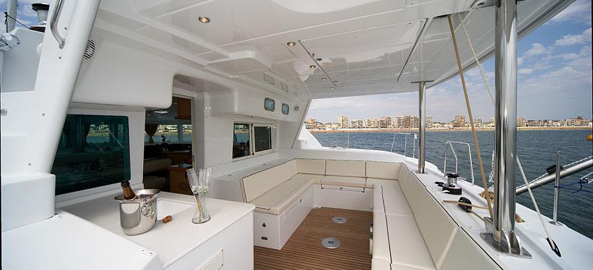 catamaran Lagoon 440 '08