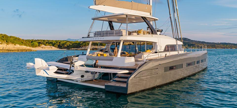 catamaran Lagoon Seventy 7