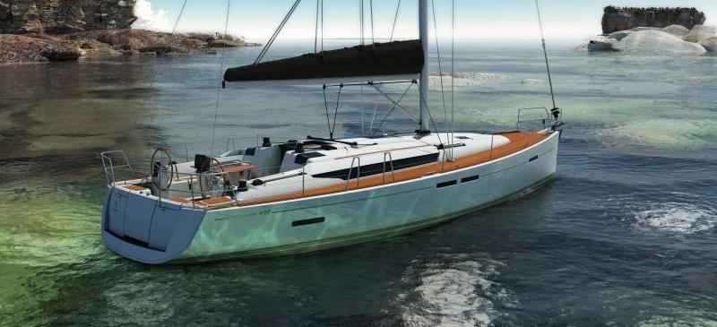 sailboat Sun Odyssey 439