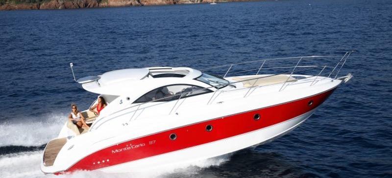 2009. Monte Carlo 37 HT