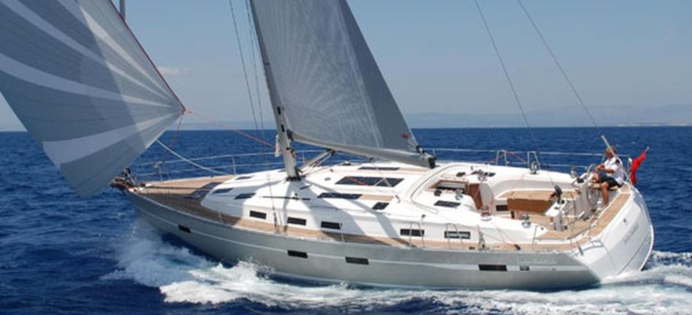 sailboat Bavaria Cruiser 50