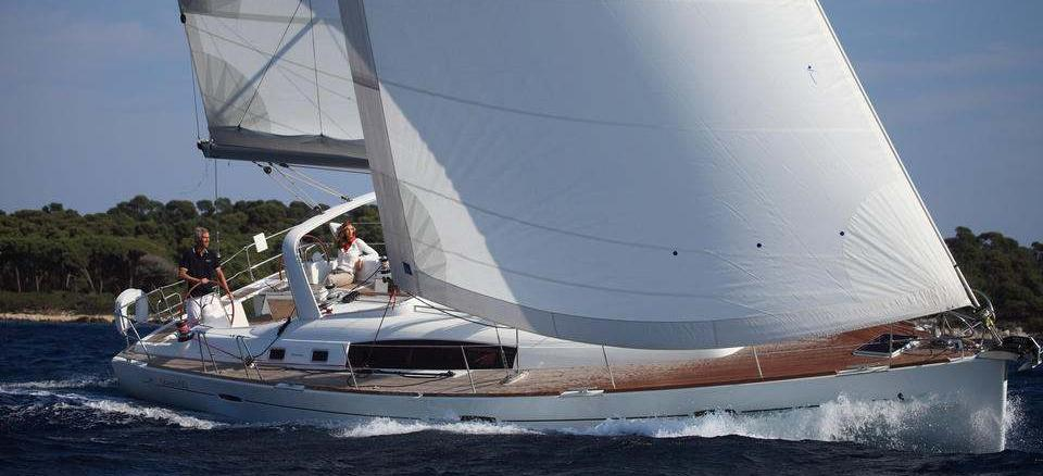 sailboat Oceanis 50 Family