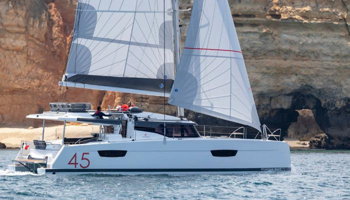 Fountaine Pajot Elba 45 2020