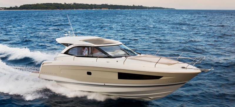 motor boat Leader 36