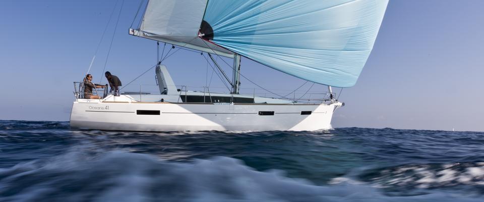 Oceanis 41 2013