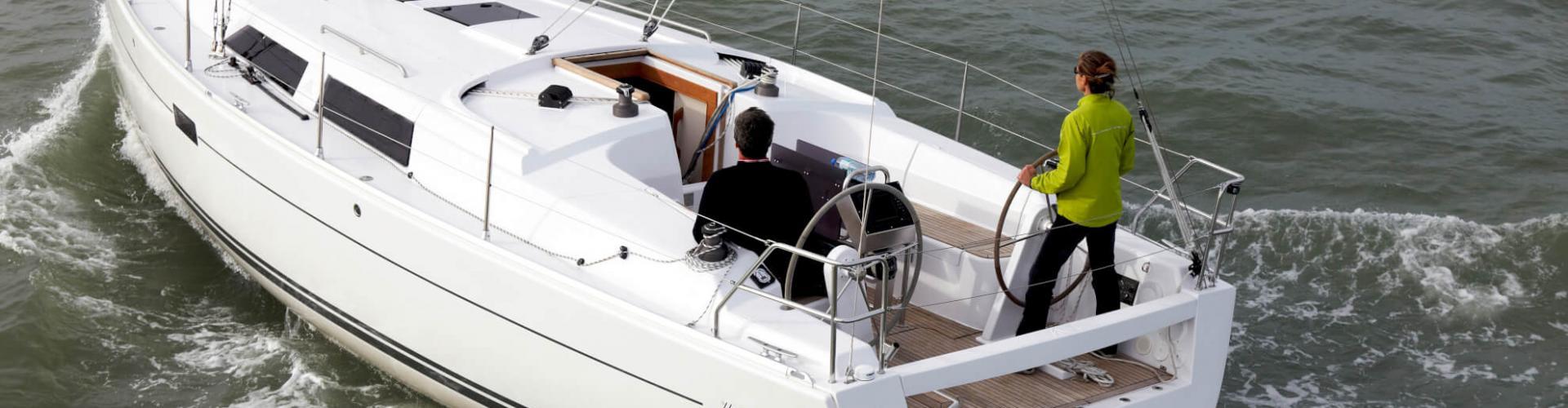 sailboat Hanse 375