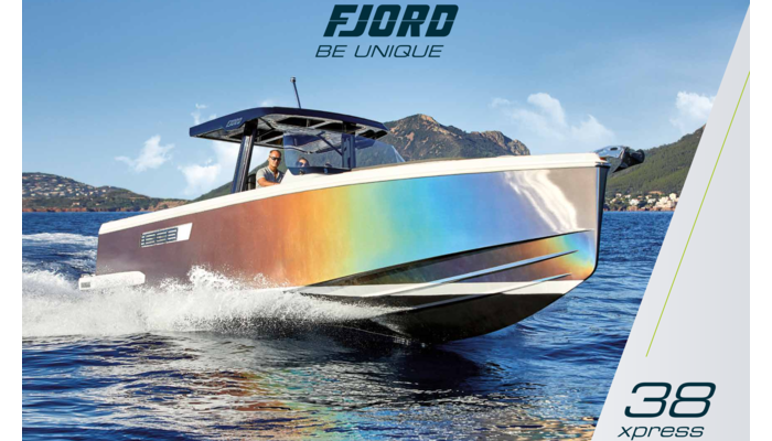 Fjord 38 Express 2020