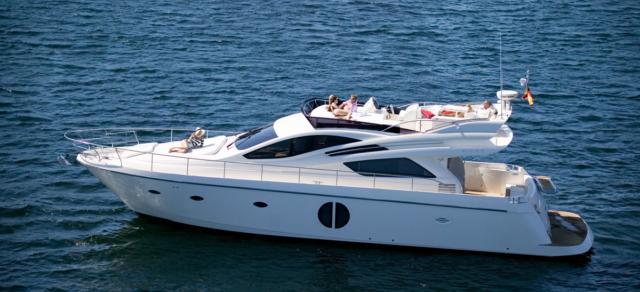 motor boat Rodman Muse 54