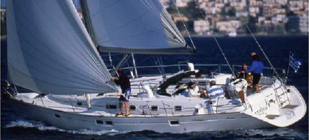 1997. Oceanis 461