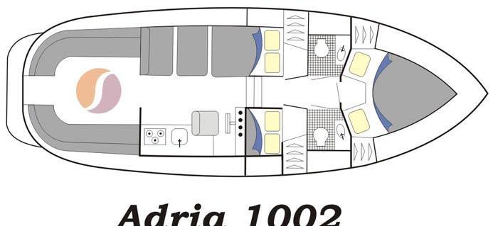 2007. Adria 1002