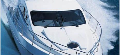 motor boat Azimut 39