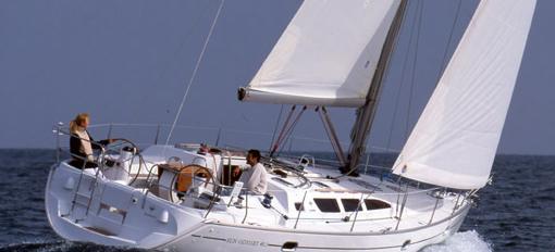 sailboat Sun Odyssey 40.3