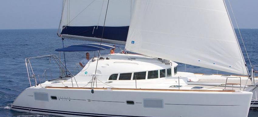 catamaran Lagoon 410 S2