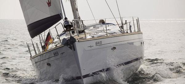 sailboat Bavaria 50 Cruiser