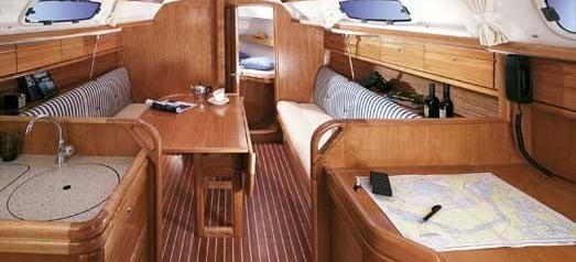 sailboat Bavaria 30 Cruiser