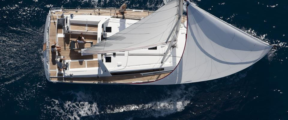 sailboat Oceanis 45 ( 3 cab.)