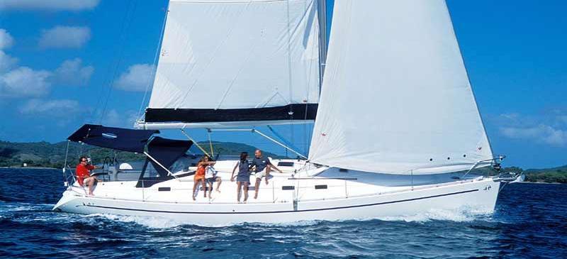 sailboat Harmony 47