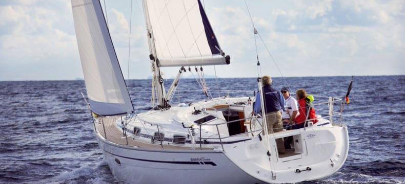 2008. Bavaria 46 Cruiser
