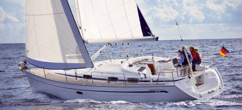 sailboat Bavaria 46 Cruiser