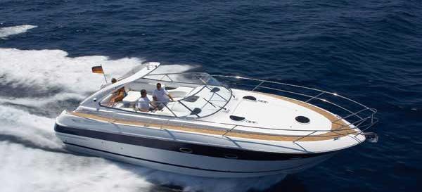 motor boat Bavaria 37 Sport