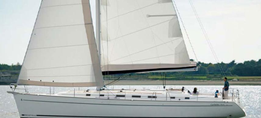 sailboat Cyclades 50.5