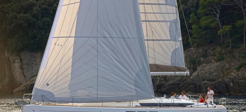 sailboat Sun Odyssey 519