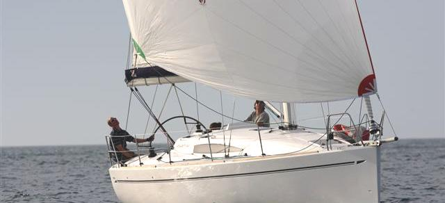 sailboat Elan 340