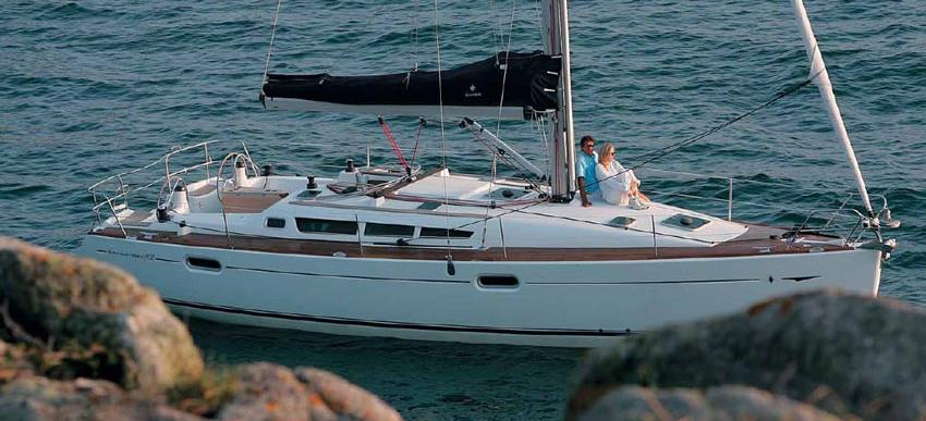 sailboat Sun Odyssey 42i