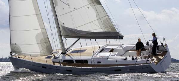 sailboat Hanse 470