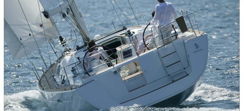 2009. Oceanis 46