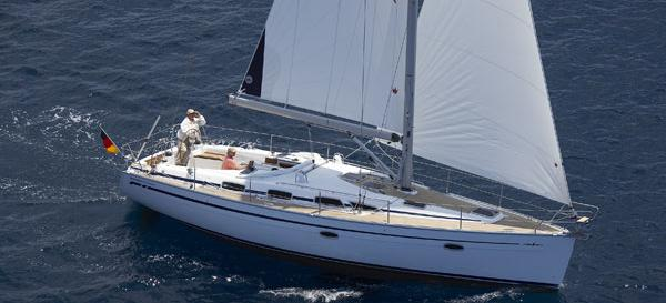 sailboat Bavaria 40 Cruiser