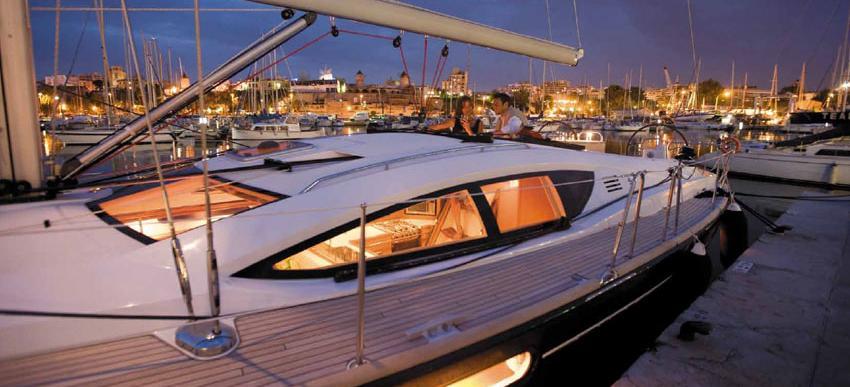 sailboat Sun Odyssey 50DS